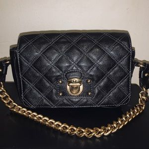 Marc by Marc Jacobs quilted shoulder bag❤️